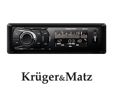 Radio mp3 player Kruger&Matz