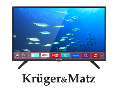 TV HD SMART 32 INCH 81CM KRUGER&MATZ