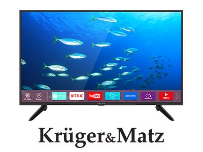 Tv Full HD 43 inch 108 cm Kruger&Matz