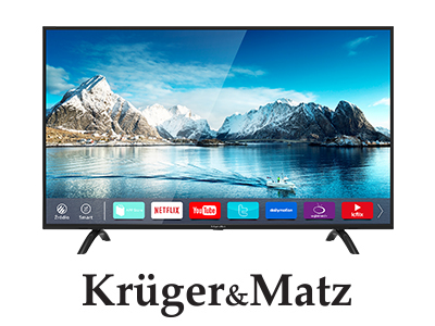 TV 4K ULTRA HD SMART 50 INCH 127 CM K&M