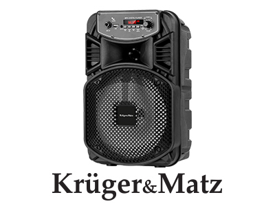 Boxa Bluetooth portabila Music Box Kruger&Matz