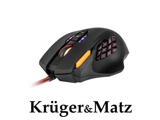 Mouse gaming Warrior GM-50 Kruger&Matz