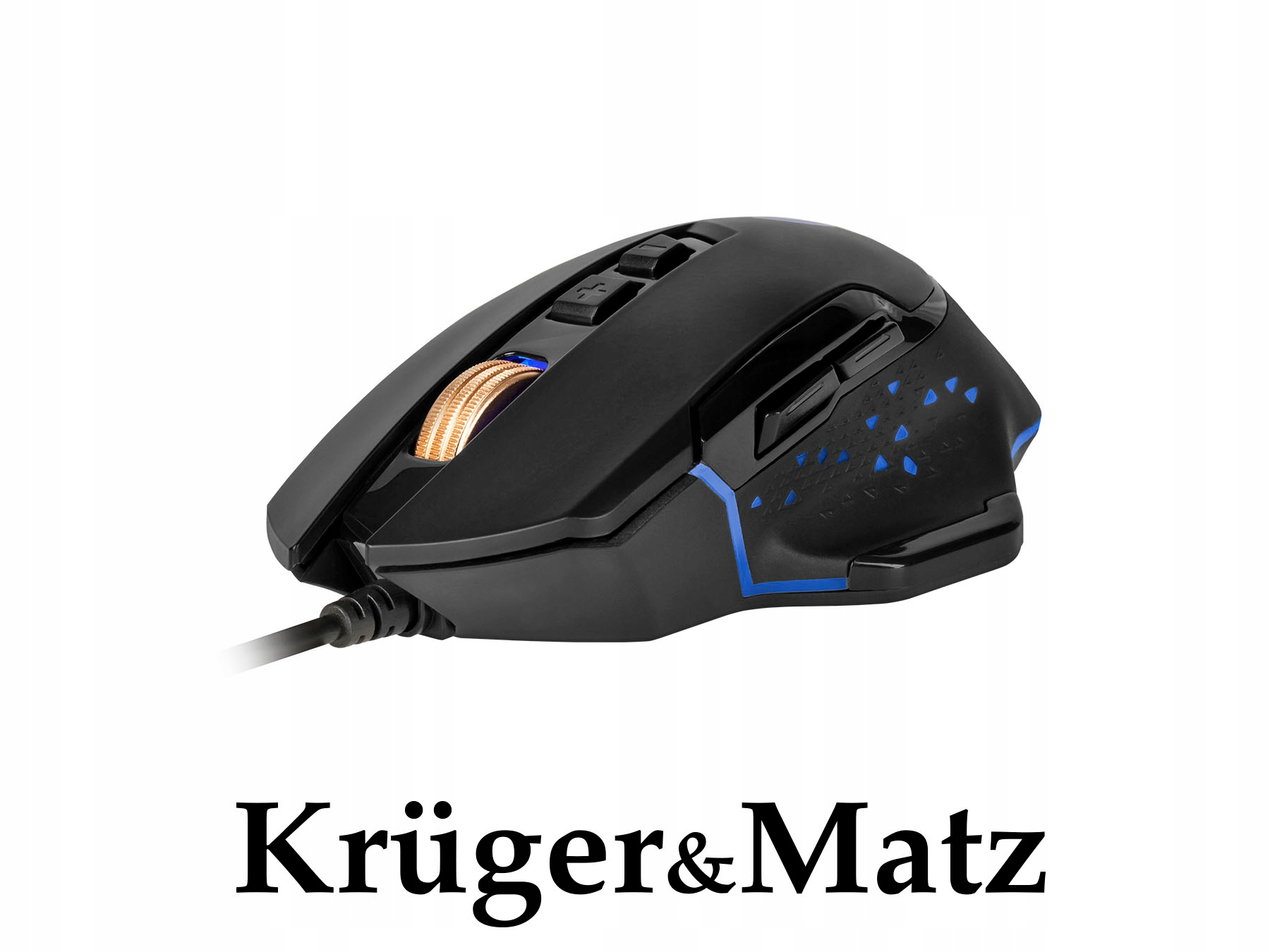 Mouse gaming Warrior GM-100 Kruger&Matz