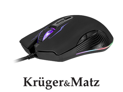Mouse gaming Warrior GM-70 Kruger&Matz