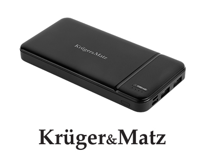 Power bank 10000 mAh Kruger&Matz