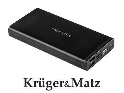 Power bank 20000 mAh Kruger&Matz