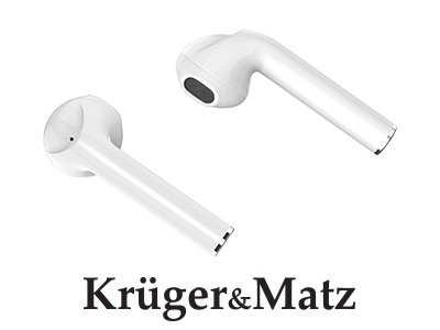 Casti in ear TWS M1 Kruger&Matz