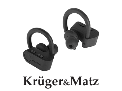 Casti wireless in-ear KMPM3