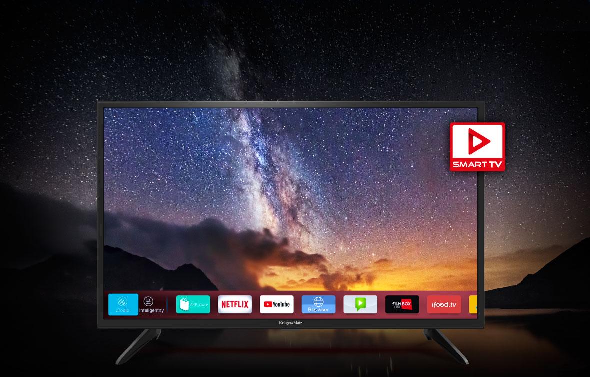 Televizor Full HD Smart