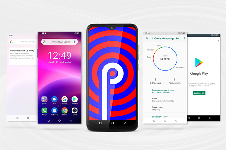 Smartphone cu Android 9.0