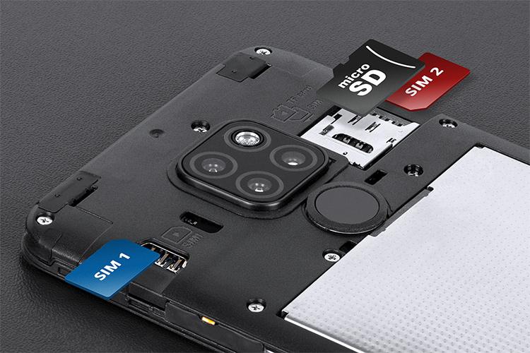 Smartphone cu dual SIM