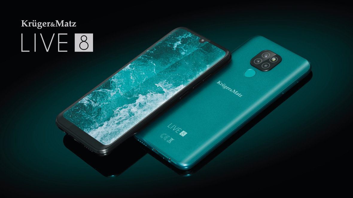 Smartphone Kruger&Matz LIVE 8