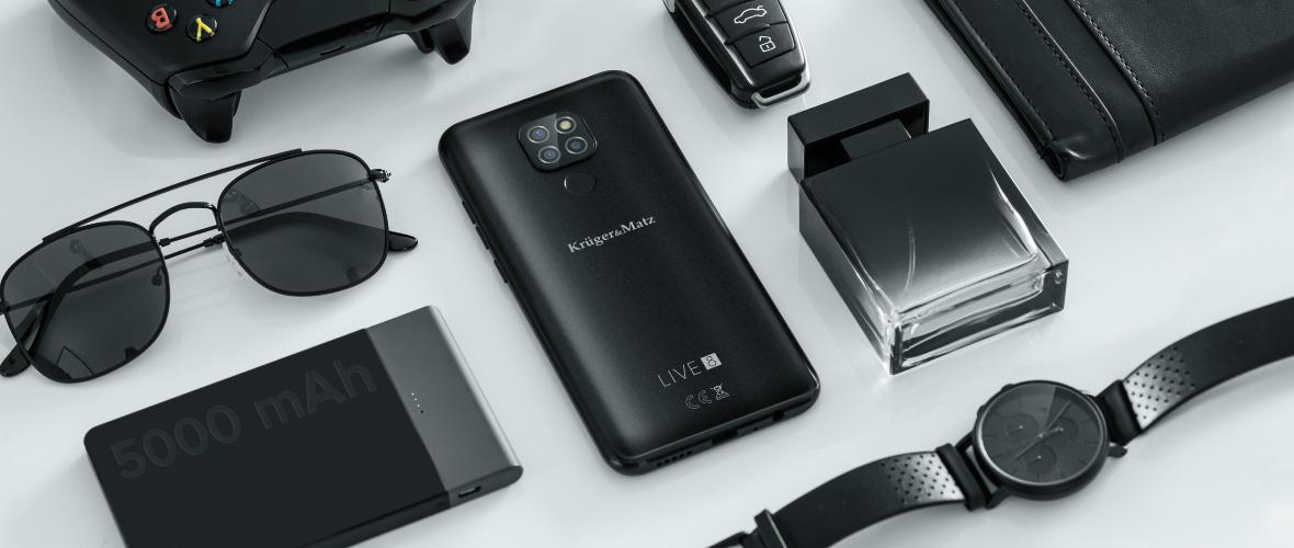 Smartphone LIVE 8