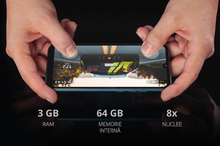 Smartphone cu procesor MediaTek