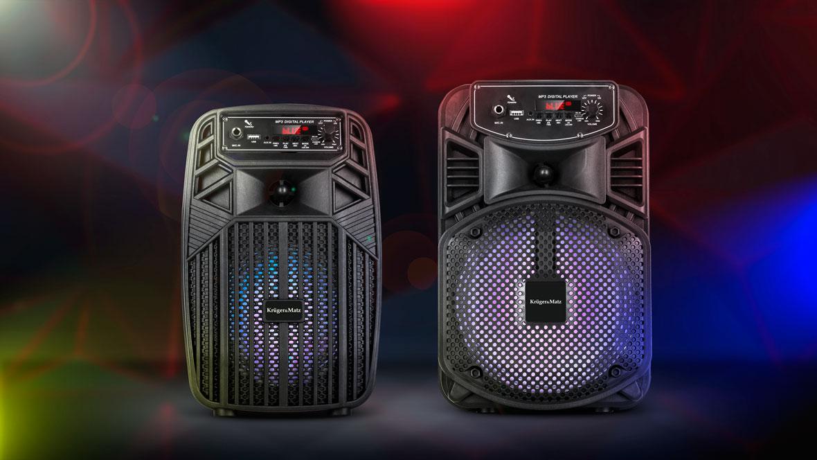 Boxa Bluetooth portabila  Kruger&Matz Music Box Mini