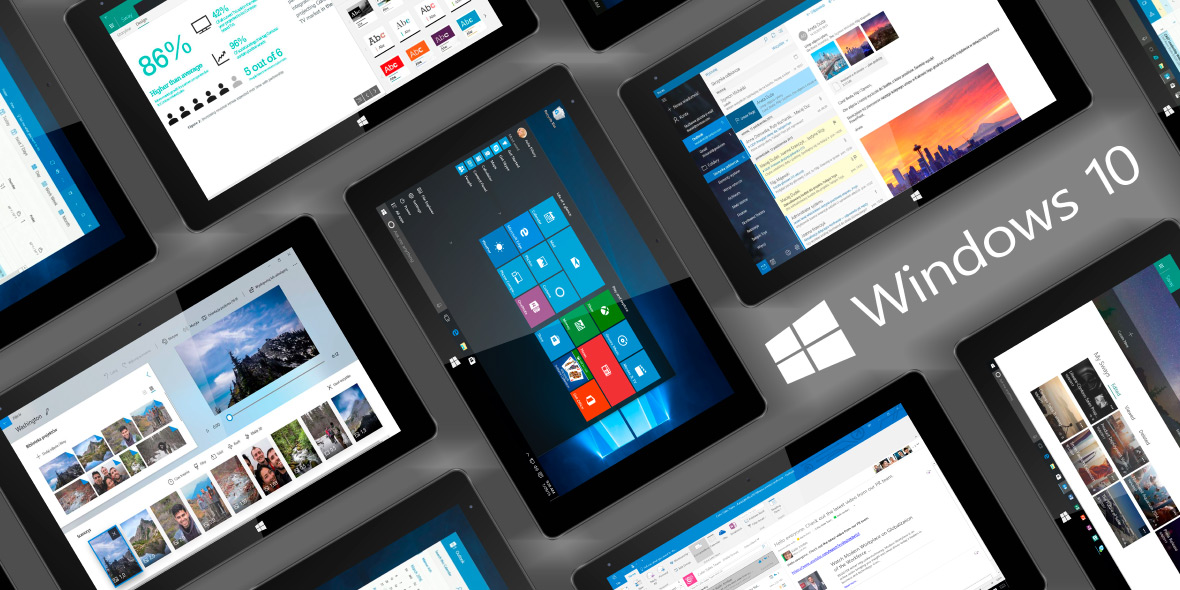 Tableta Kruger&Matz cu Windows 10