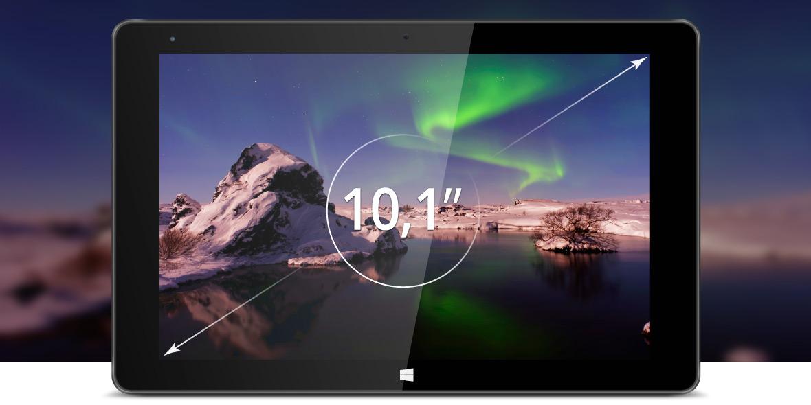 """Tableta Kruger&Matz cu ecran de 10"""" Full HD"""