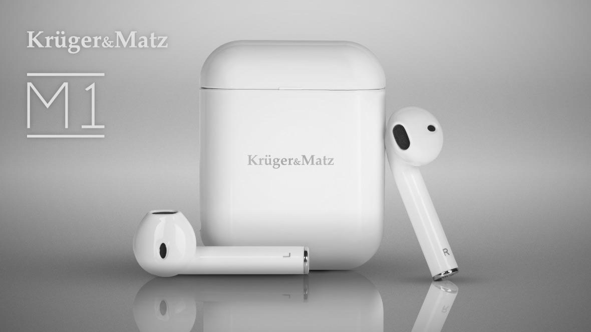 Casti wireless Kruger&Matz M1
