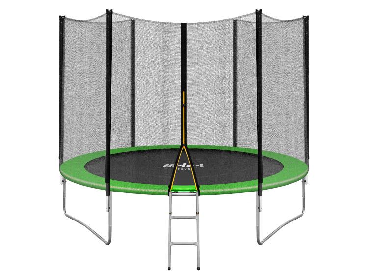 Cum se asambleaza o trambulina?