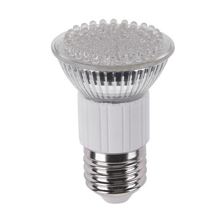 SPOT 80 LED  E27 , 230V , ALB CALD