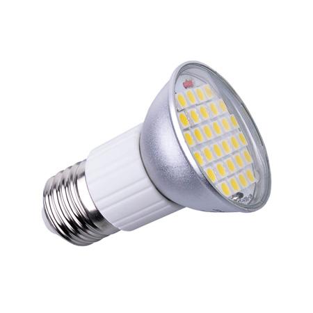 SPOT 30 LED SMD, E27, 230V , ALB CALD